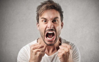 Te enojas fácilmente?