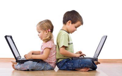 Efectos del mal uso de la tecnología en los niños