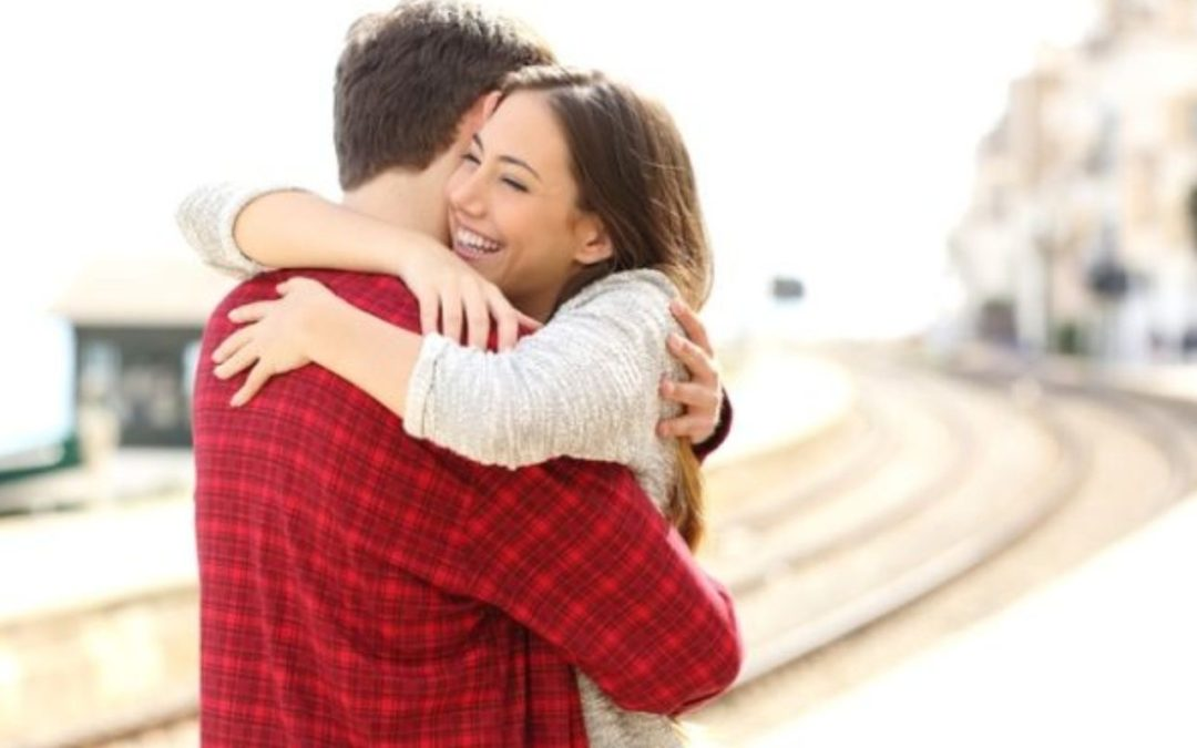 Beneficios de los abrazos
