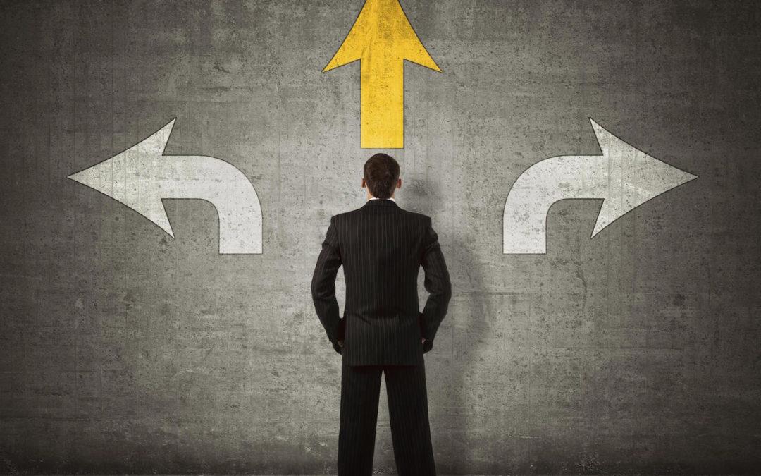 Hay que tomar decisiones